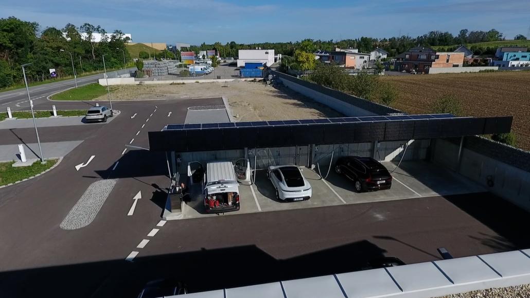 Waschpark Ebergassing SB-Saugerplätze